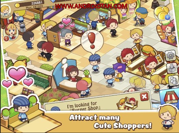 Happy Mall Story Mod Apk for Android