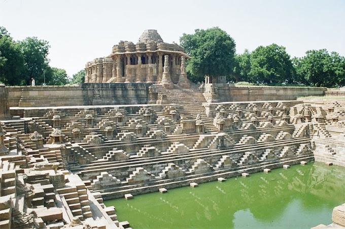 सूर्य मंदिर मोढेरा। गुजरात का ऐतिहासीक स्थल। Sun Tample Modhera। A historical place of Gujarat। Travel Teacher