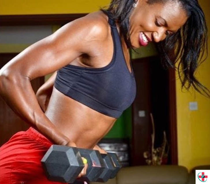Transform your body completely with dumbbell exercises and workouts.