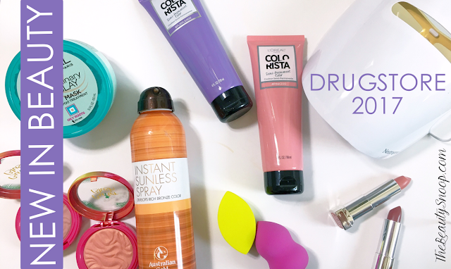 NEW AT THE DRUGSTORE // BEAUTY BUYS WORTH TRYING