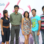 Mugguru Telugu Movie Logo Launch Photo Gallery