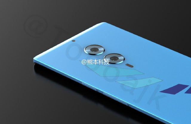 Lenovo ZUK Edge II Special Edition Images leaked