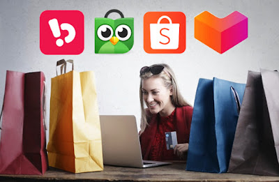 aplikasi belanja online terbaik di Indonesia
