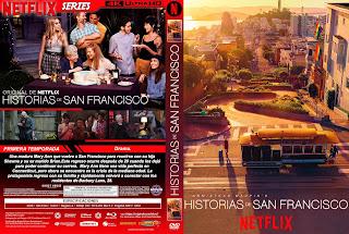CARATULAHISTORIAS DE SAN FRANCISCO - TALES OF THE CITY - 2019