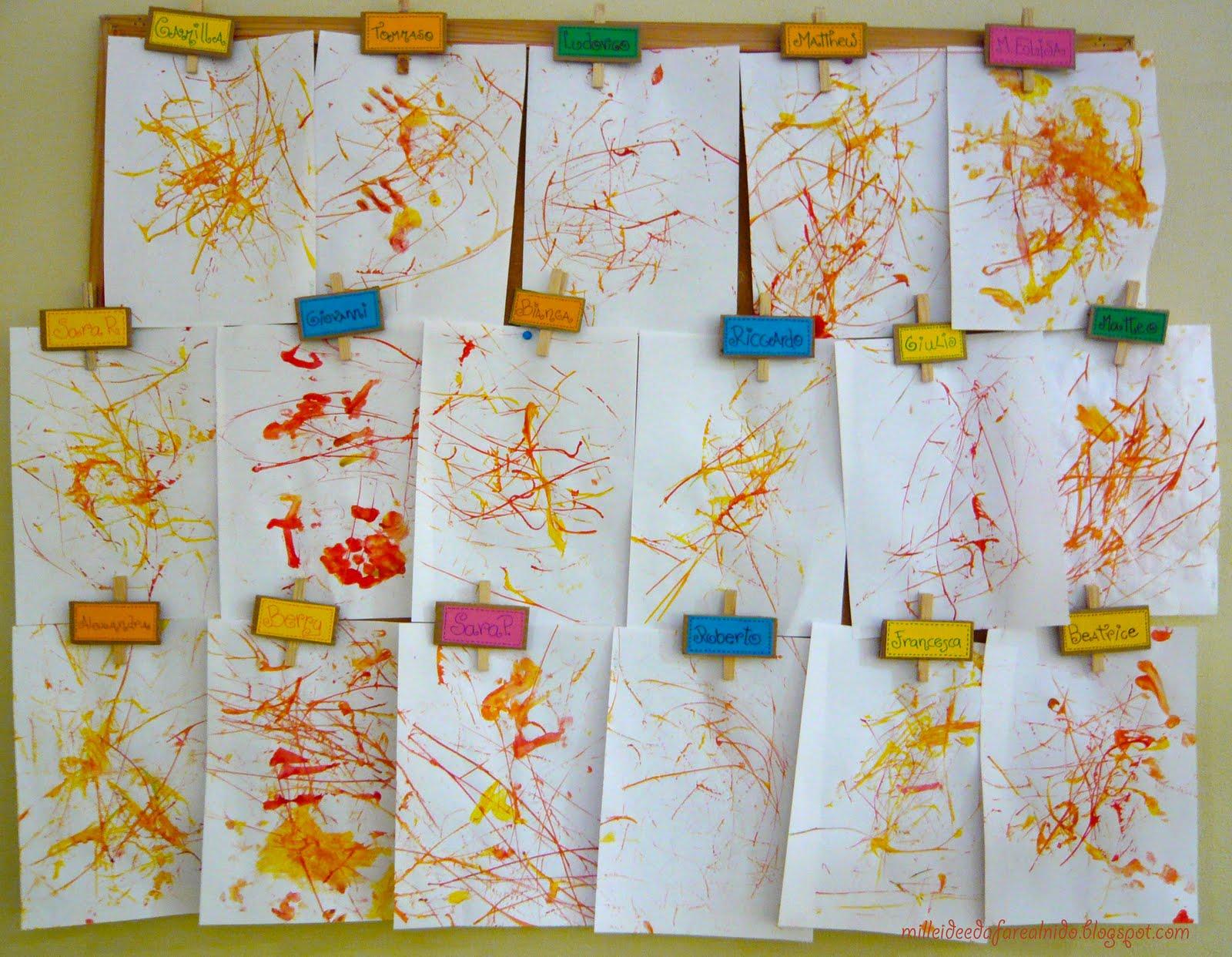 Estremamente Mille idee al nido: Fili di lana KY39