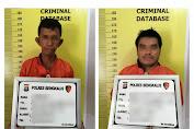 Tim Gabungan Narkoba Polres Bengkalis Pengungkapan Kasus Narkotika jenis Shabu Di Dua Kecamatan Bengkalis.