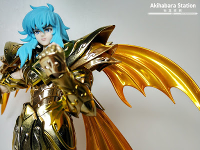 Saint Cloth Myth EX Pisces Aphrodite God Cloth - Tamashii Nations