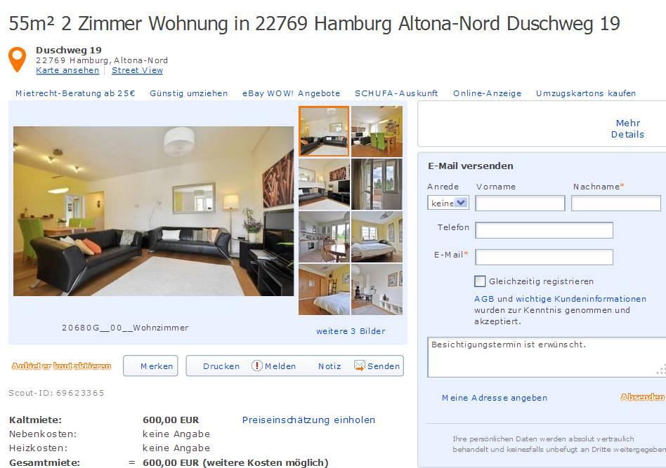 wohnungsbetrugsinformationen informations about rental scam seite 257. Black Bedroom Furniture Sets. Home Design Ideas