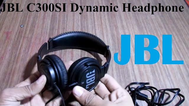 JBL C300SI On-Ear Dynamic Wired Headphones
