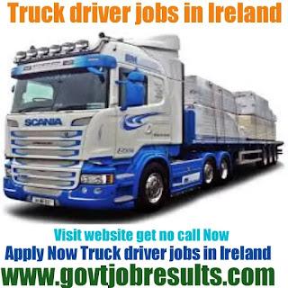 Truck Driver jobs in Ireland