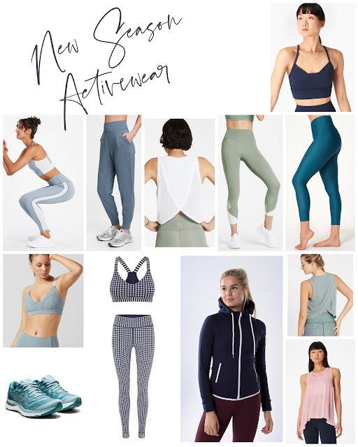 New Season Activewear Picks