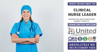 Urgently Required Clinical Nurse Leader for Doha, Qatar - Free Recruitment