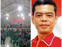 Harapan Panjaitan Hadir Dalam Perayaan Natal Ama HKBP Tanjung Morawa Kota