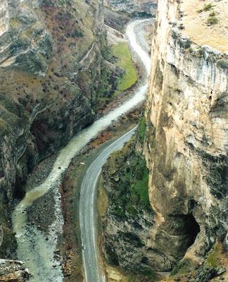 Cânion Cehennem Deresi - Turquia