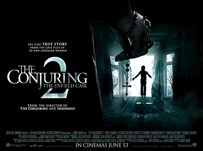 Póster: The Conjuring 2: The Enfield Poltergeist