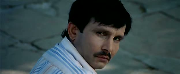 KRK with an expression that would make anyone want to beat him up.