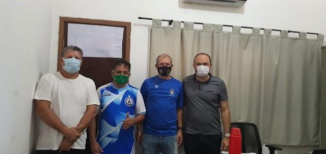 Prefeitura de Parnaíba e Parnahyba Sport Club assinam Termo de Cessão de Uso do Estádio Municipal