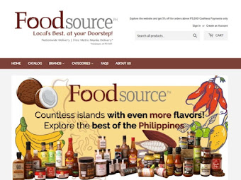Foodsource PH: Bringing Quality Local Food Products To Your Doorstep