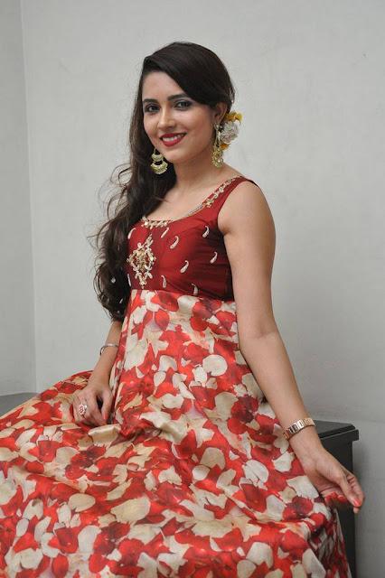 Actress Sathvika Sarvaswamu Latest Photoshoot Stills Actress Trend