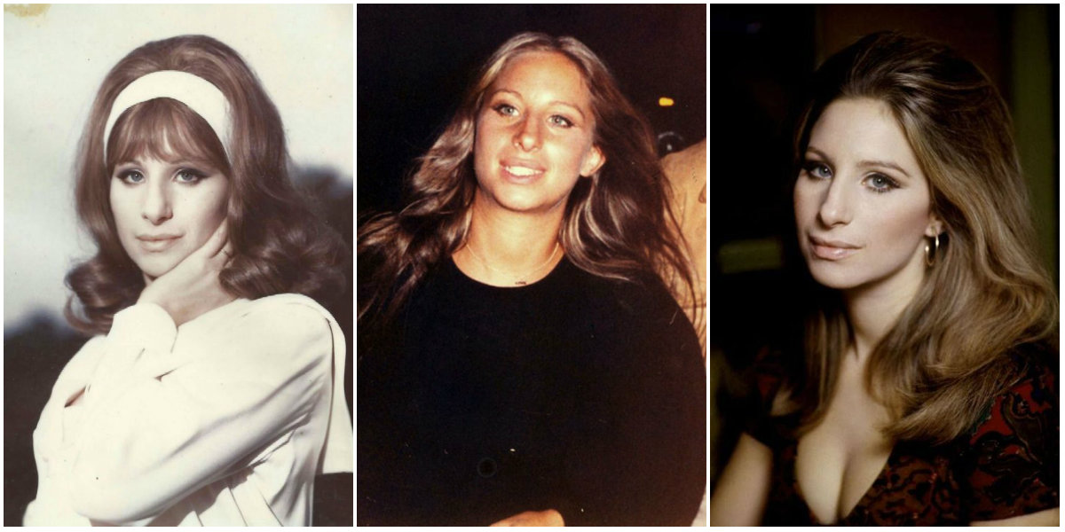 40 Beautiful Color Photos of a Young Barbra Streisand in the