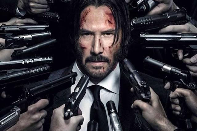 Keanu Reeves estrenará sus dos próximas películas el mismo día