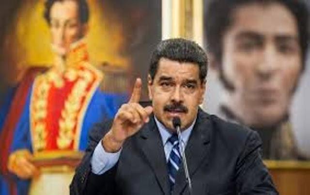 AOS POVOS DO MUNDO -- Nicolás Maduro dirige-se a todos os povos do mundo