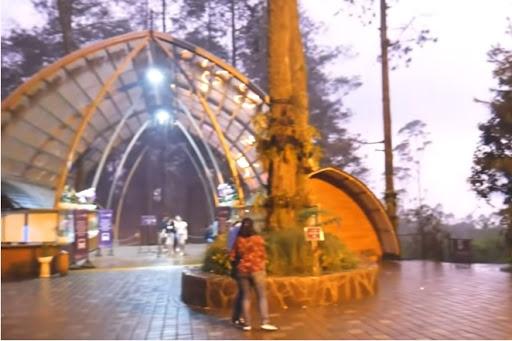 Wisata Orchid Forest Cikole, Wisata  Lembang Bandung