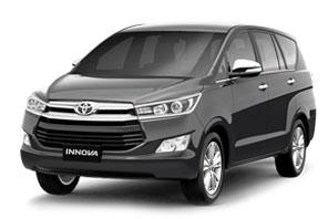 Toyota New Innova Reborn - Bali Jaya Trans