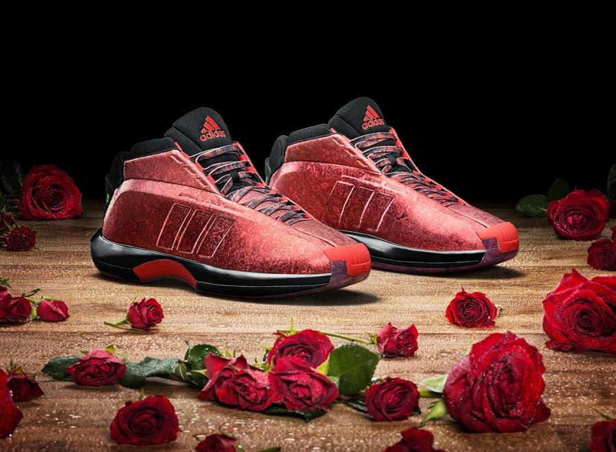 low priced 40a0e b8379 cheap adidas florist city collection damian lillard john wall crazy 1s  e962e 694f3