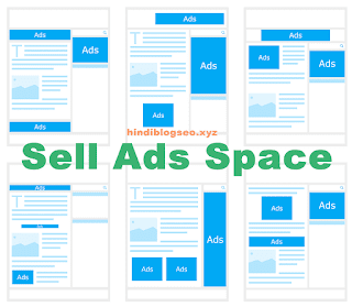 Sell Ads Space