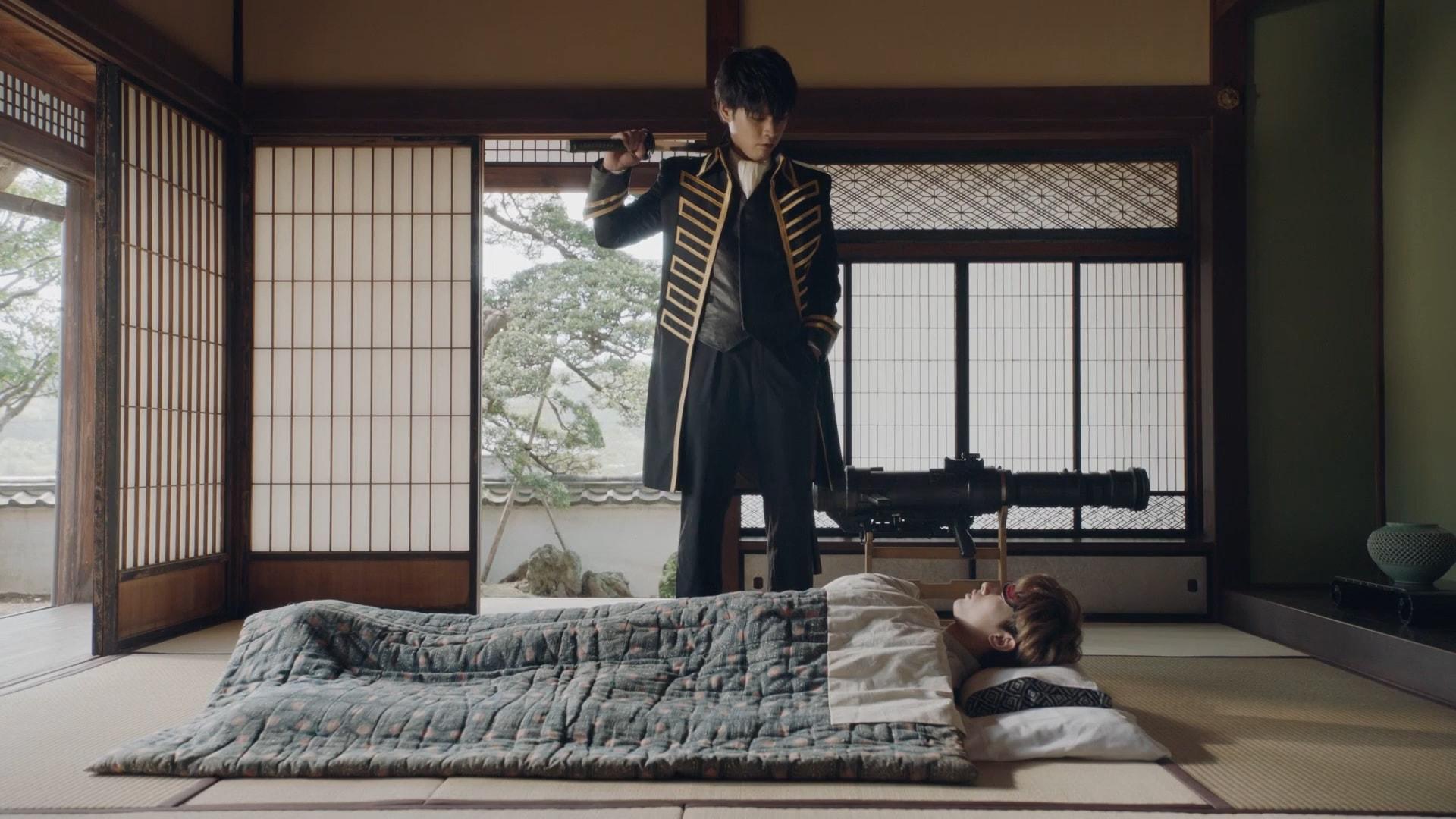 Gintama: Mitsuba hen # 1