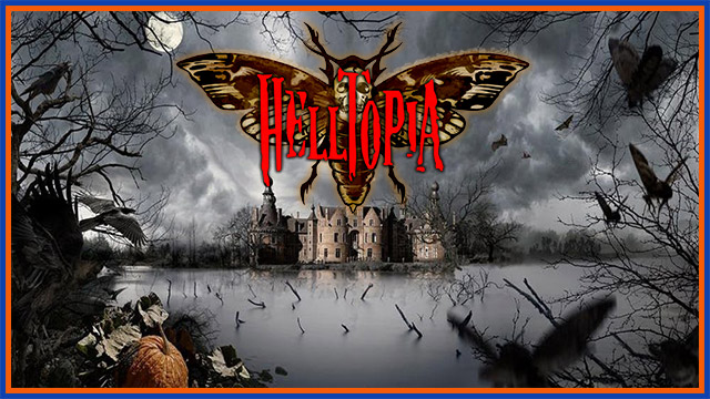 Helltopia kasteel Ooidonk