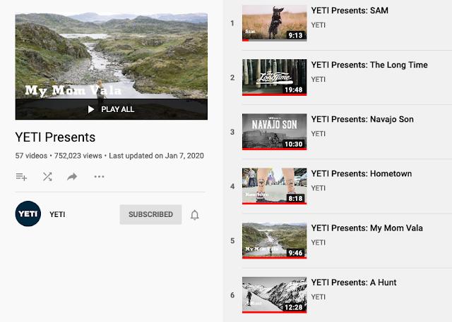YETI Presents: Top 15