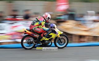 Yamaha 125Z Babat Habis Kelas Underbone Superpro di Indoclub Seri 2 Semarang 6 Mei 2018