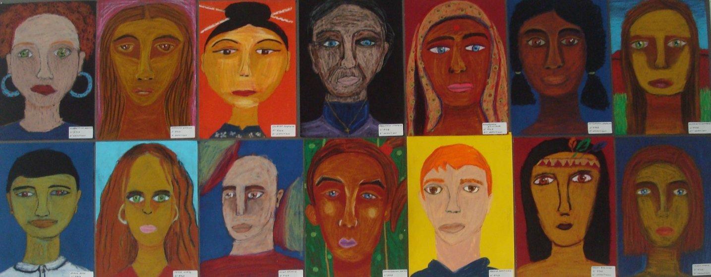 """Παιδική έκθεση στη Δημοτική Πινακοθήκη Λάρισας: """"Τα χρώματα σε νέες περιπέτειες… """""""