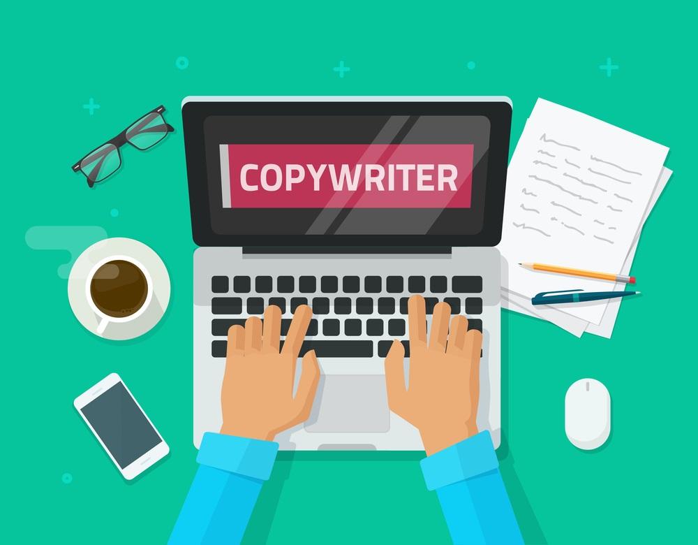 Work as a Copywriter