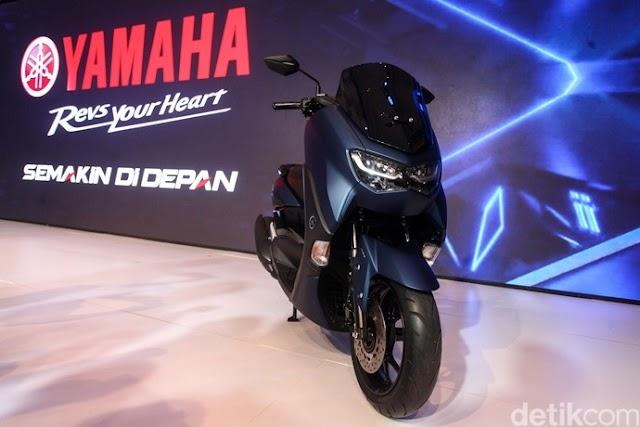 Launching All New Yamaha Nmax