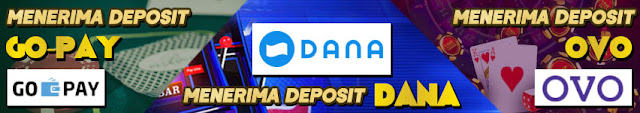 Deposit Via E-Money (GoPay, OVO, DANA, LinkAJA)