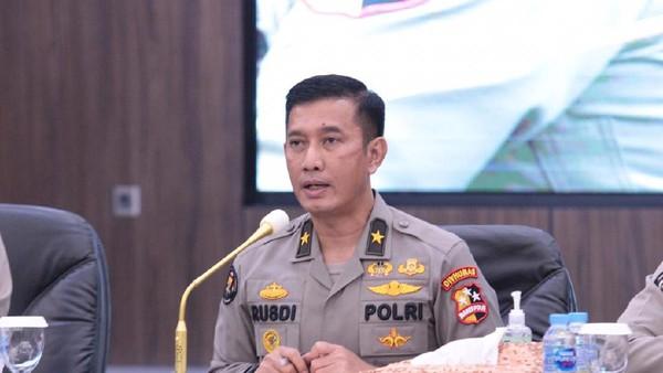 Densus 88 Masih Dalami Keterlibatan Munarman dengan Jaringan Ter*ris