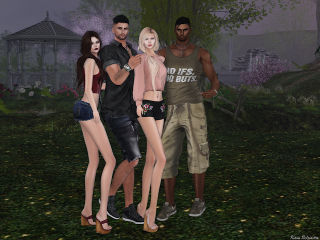 Rissa's Second Life: May 2017