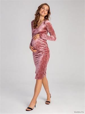Vestidos para Embarazadas Modernas