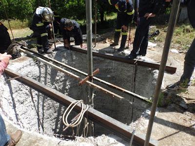 Ηγουμενίτσα: Επιχείρηση της Πυροσβεστική για τον απεγκλωβισμό 43χρονου από πηγάδι