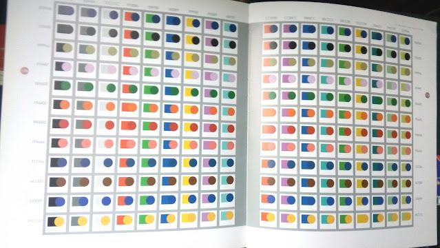 color en las revistas