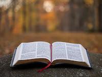 Open Bible from Unsplash.com