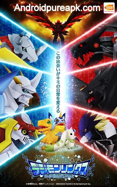 デジモンリンクス Digimon Linkz Mod Apk