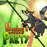 Monkeys Ropes Party