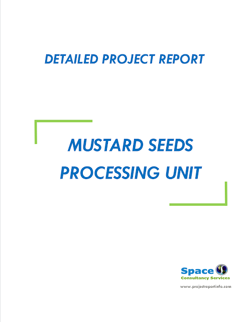 Project Report on Mustard Seeds Processing Unit