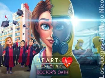 HEART'S MEDICINE: DOCTOR'S OATH - Guía del juego y vídeo guía Sin%2Bt%25C3%25ADtulo%2B1