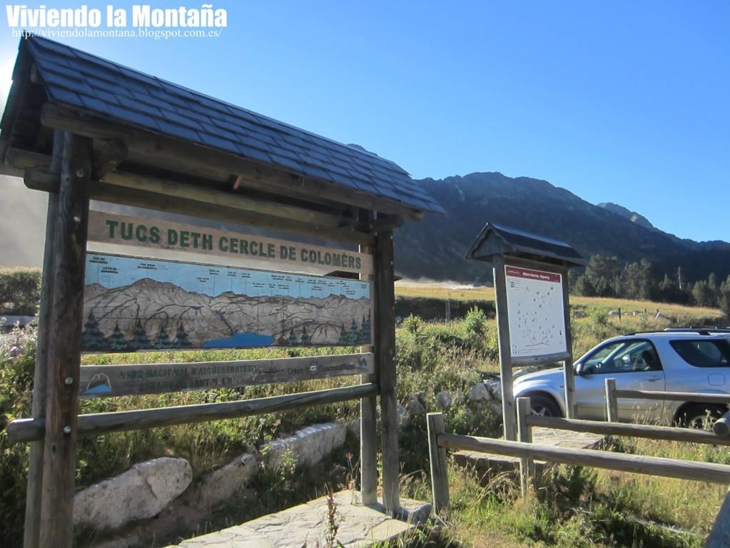 Viviendo la monta a ruta circular por los lagos del circo - Banos de tredos ...