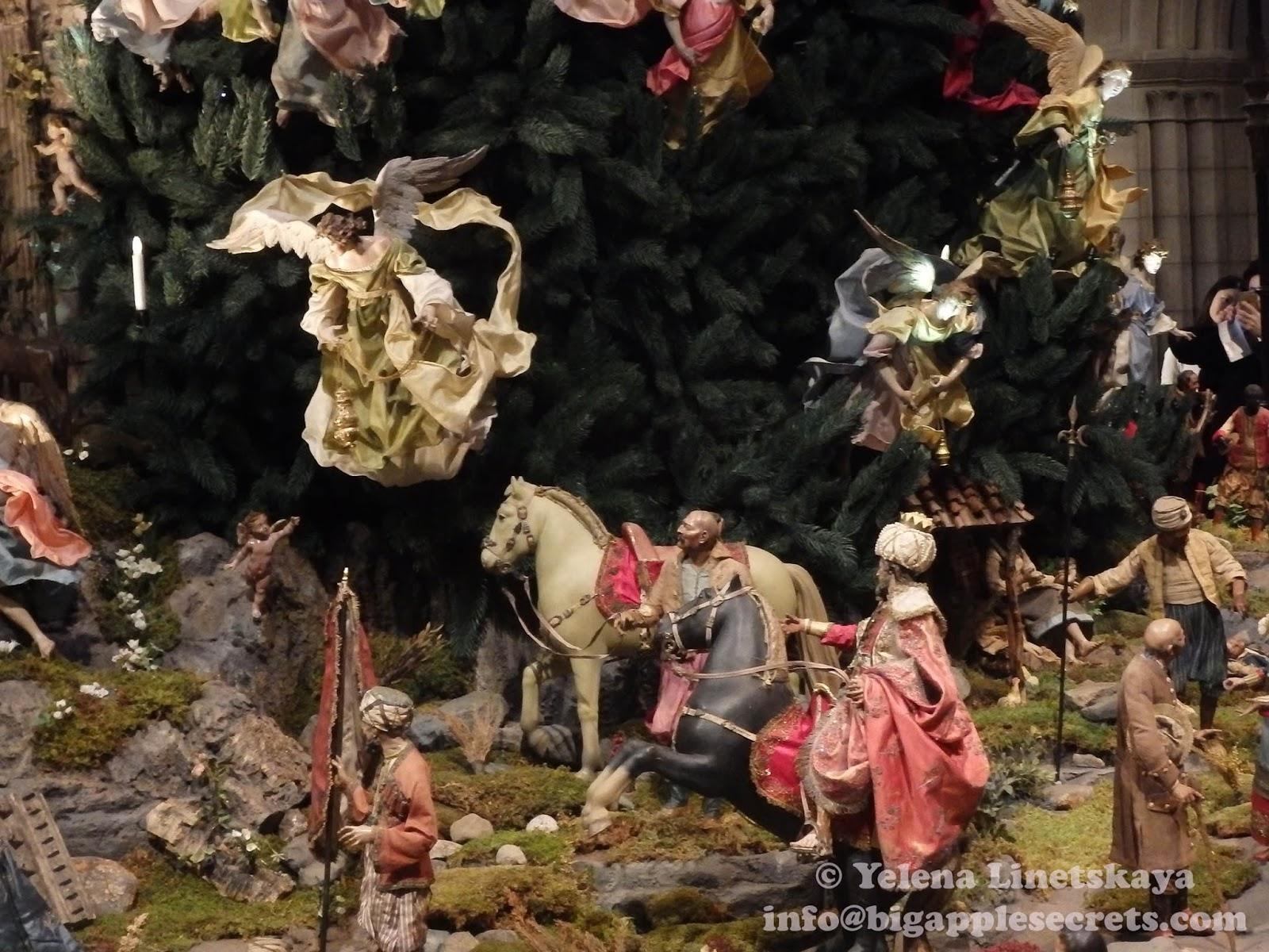 Big Apple Secrets: Metropolitan Museum Of Art's' Christmas